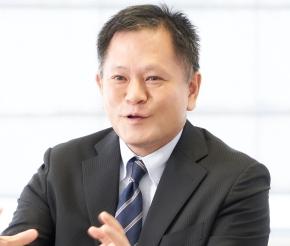 アドバンスソフト 常務取締役 兼 営業部 部長の板橋元嗣氏