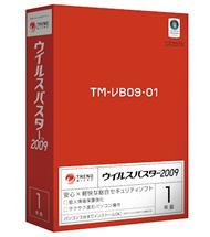 ウイルスバスター2009