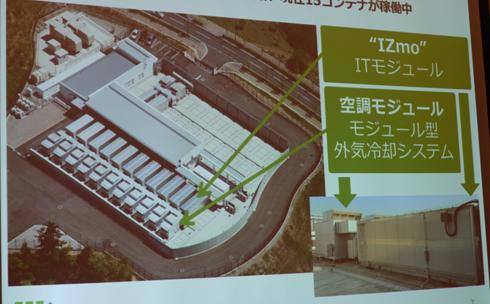 インターネットイニシアティブの松江データセンターパーク