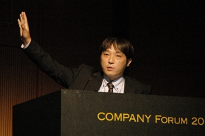 日本空港ビルデングの経営企画本部 IT推進室 主幹代理 堀 史晴氏