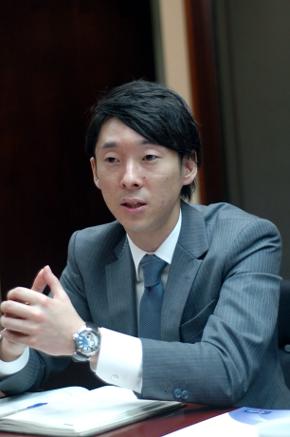 ワークスアプリケーションズの松本耕喜氏