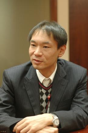 ワークスアプリケーションズの竹市栄治氏