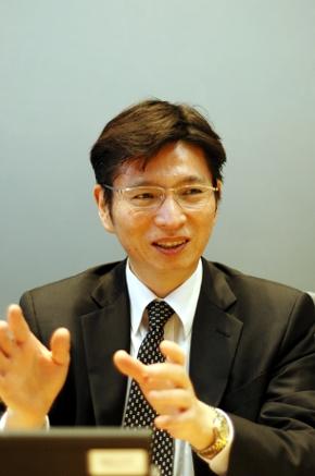 SAPジャパンの山崎秀一氏