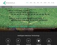 米KnowmのWebサイト
