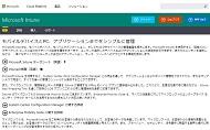 Intuneの紹介サイト