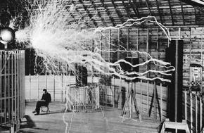 ワイヤレス給電は人類の夢