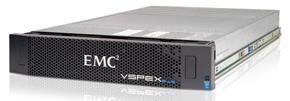 米EMCが2015年2月に発表したハイパーコンバージドインフラ「VSPEX BLUE」