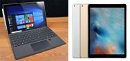 iPad ProとSurface Pro 4