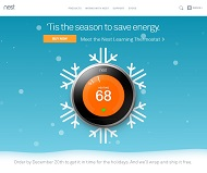 Nest Labs�̌���Web�T�C�g