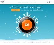 Nest Labsの公式Webサイト