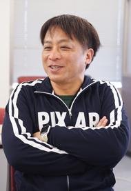 東映アニメーションの賀東氏