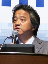 ITRの甲元宏明氏