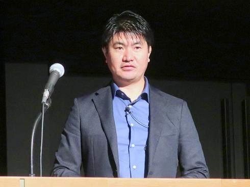 DeNA 成田敏博氏