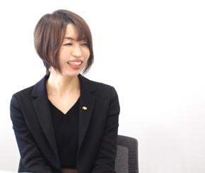 福祉保健部 福祉保健課 主任技師 久保奈々氏