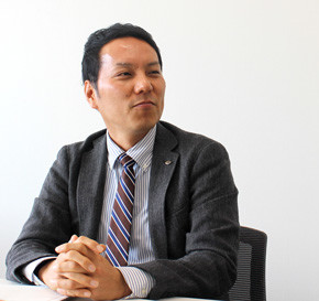 企画振興部 政策企画課 地方創生・連携推進班 係長 大内田 基教氏