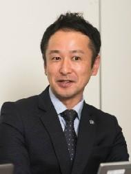 立川広貴氏